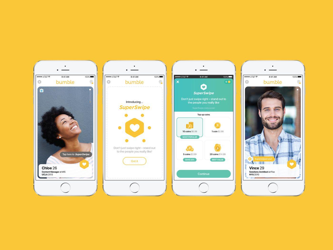 bumble dating app location słynne randki