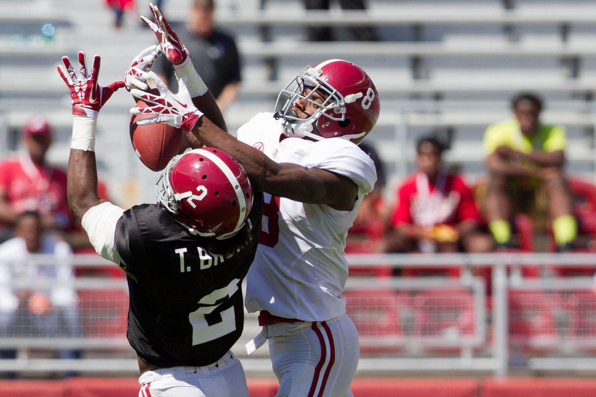 Hopefully, Tony Brown and Robert Foster will both be big contributors in 2016.