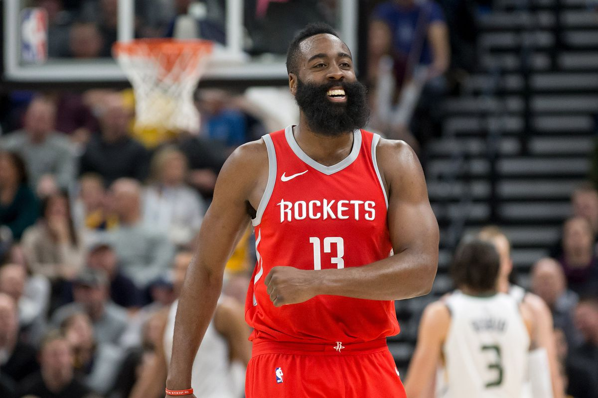 Russ Isabella-USA TODAY Sports. James Harden ...