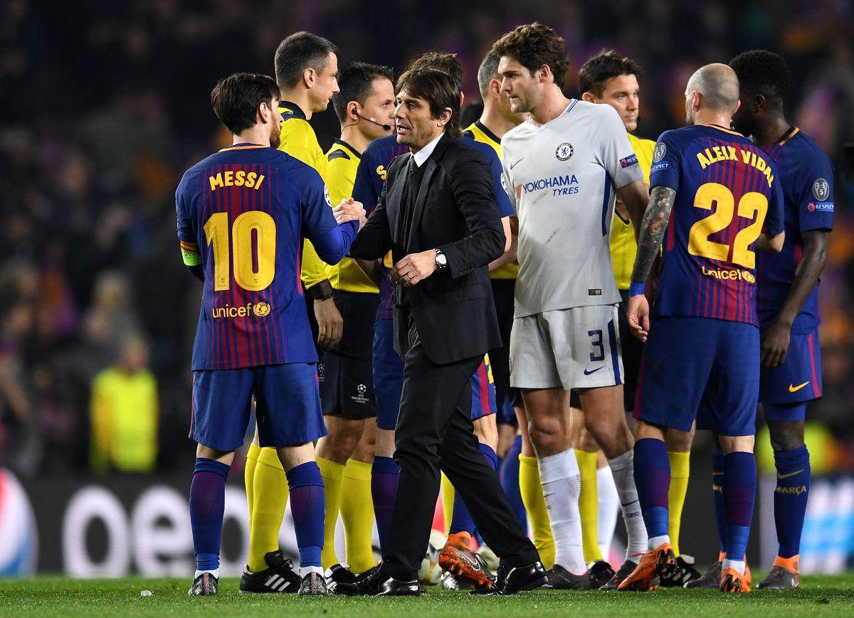 FC Barcelona v Chelsea FC - UEFA Champions League Round of 16: Second Leg