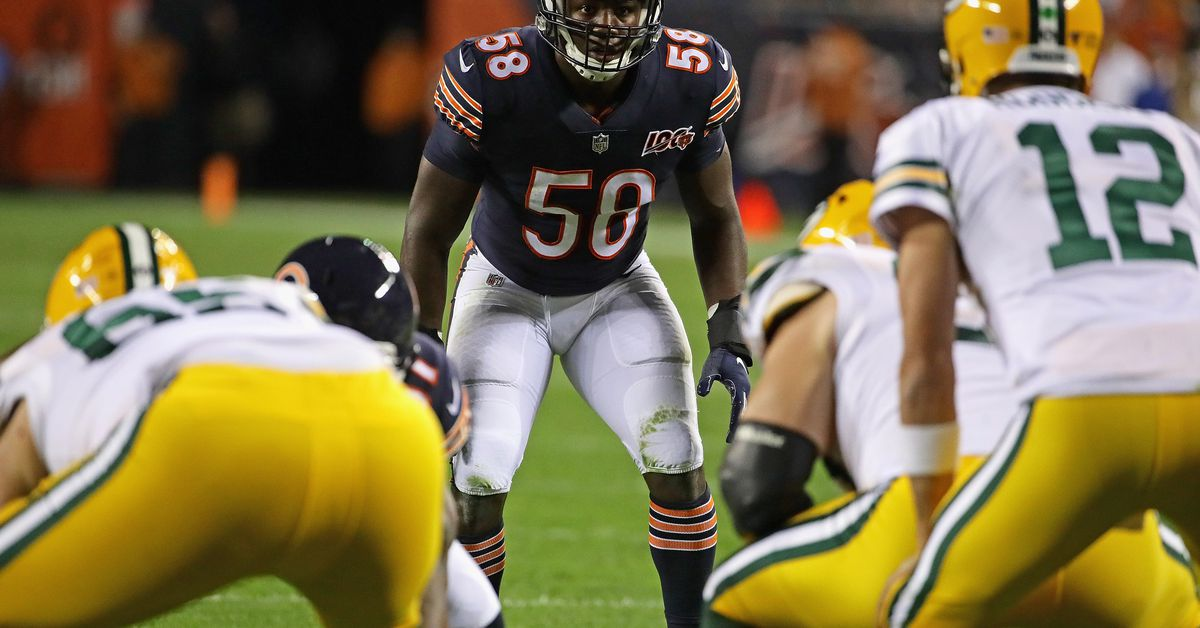 First-and-10: Bears can't avoid Roquan explanation forever - Chicago Sun-Times