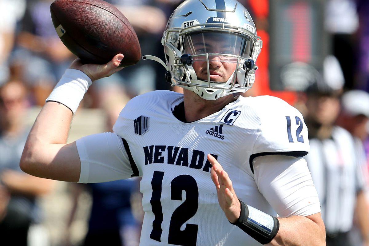 NCAA Football: Nevada at Kansas State