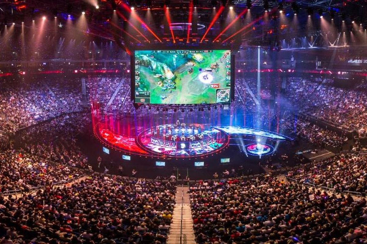 Bilderesultat for league of legends world championship 2019