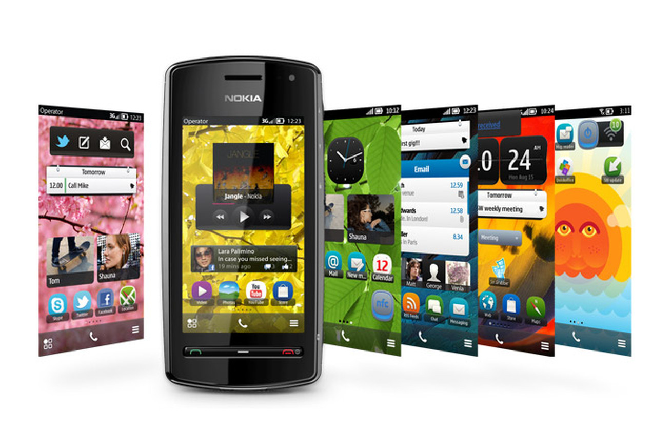You are here home mobiles devices symbian anna update 25 7 - Nokia Belle Update Ready For To Older Symbian Phones