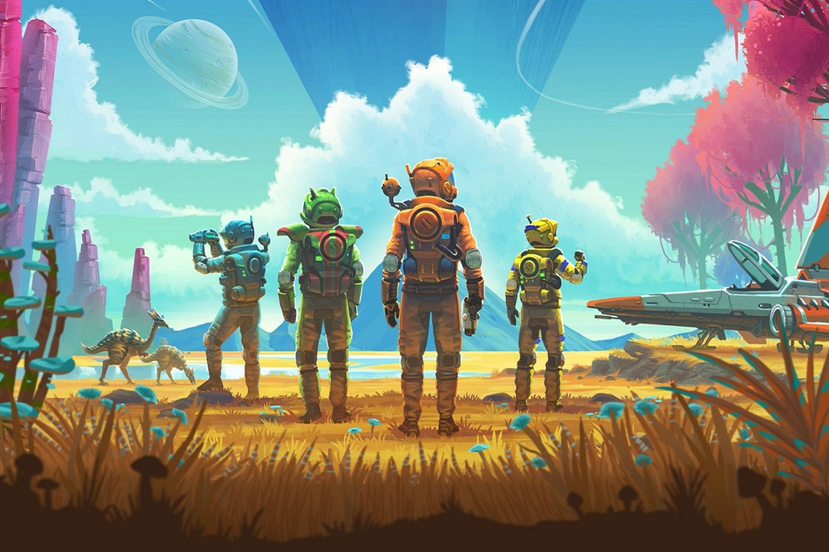 Image result for no mans sky