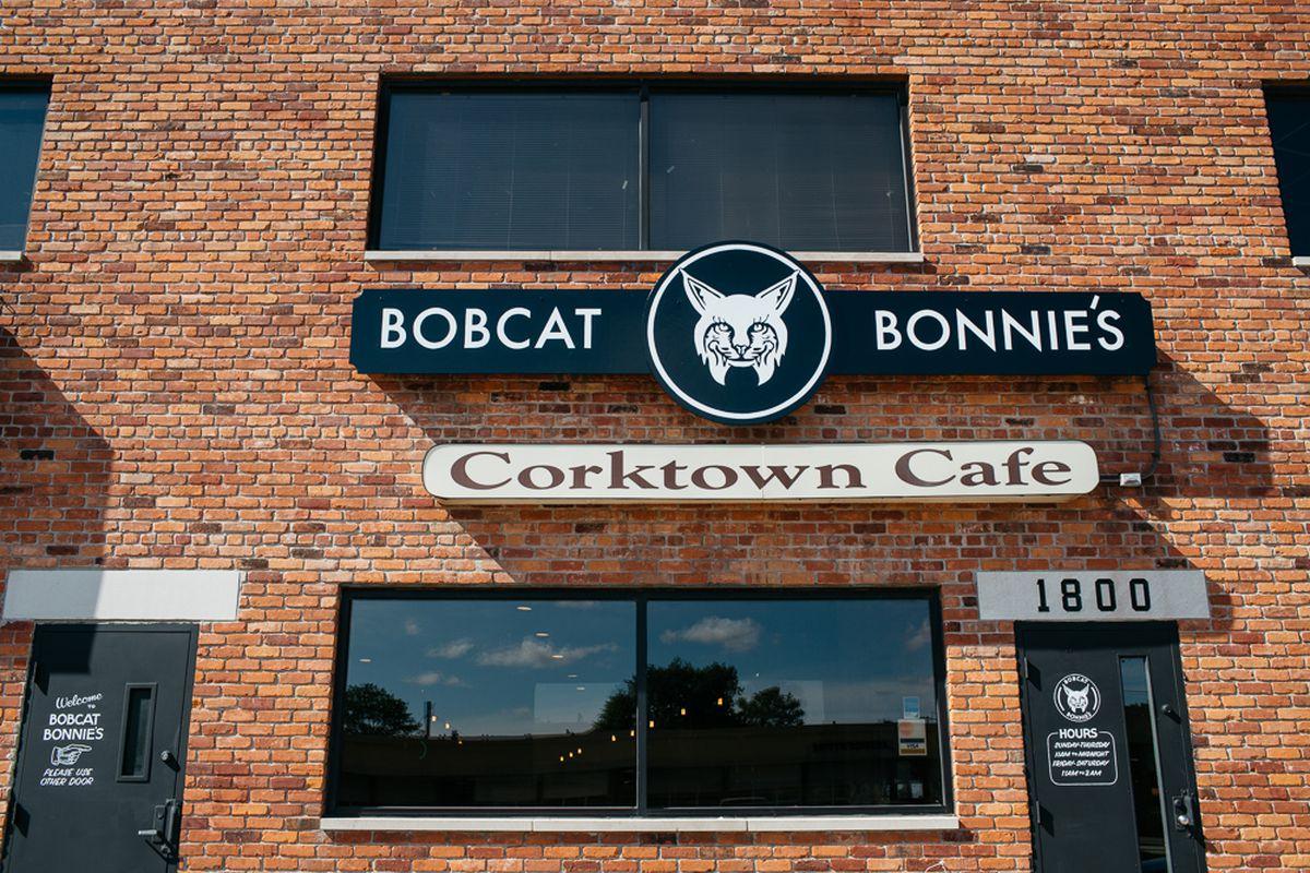 bobcat bonnie's sign