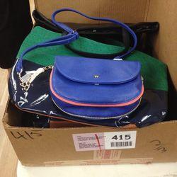 Deux Lux cross body bag, $59