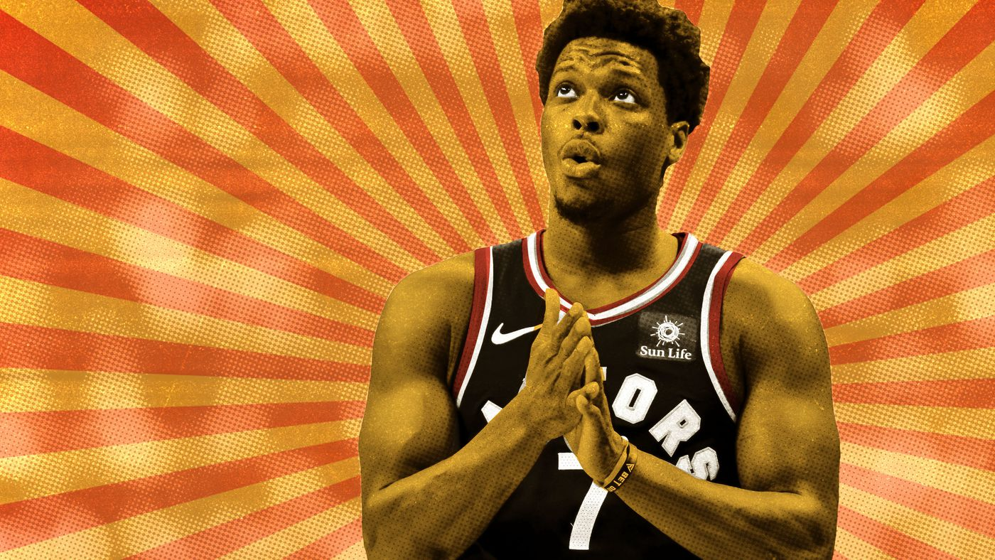 Kyle Lowry Let It Rip, and the Raptors Are Two Wins From a Ring