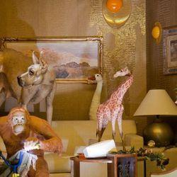 "We need more animals, <a href=""http://www.windowswear.com/image/5428/"">Hermes, Paris, October</a>"