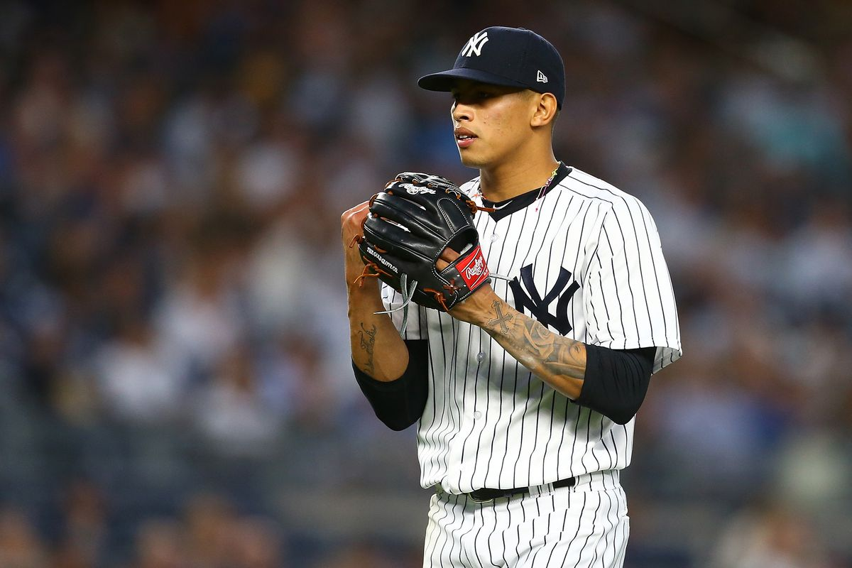 The Yankees' farm system has shifted towards pitching