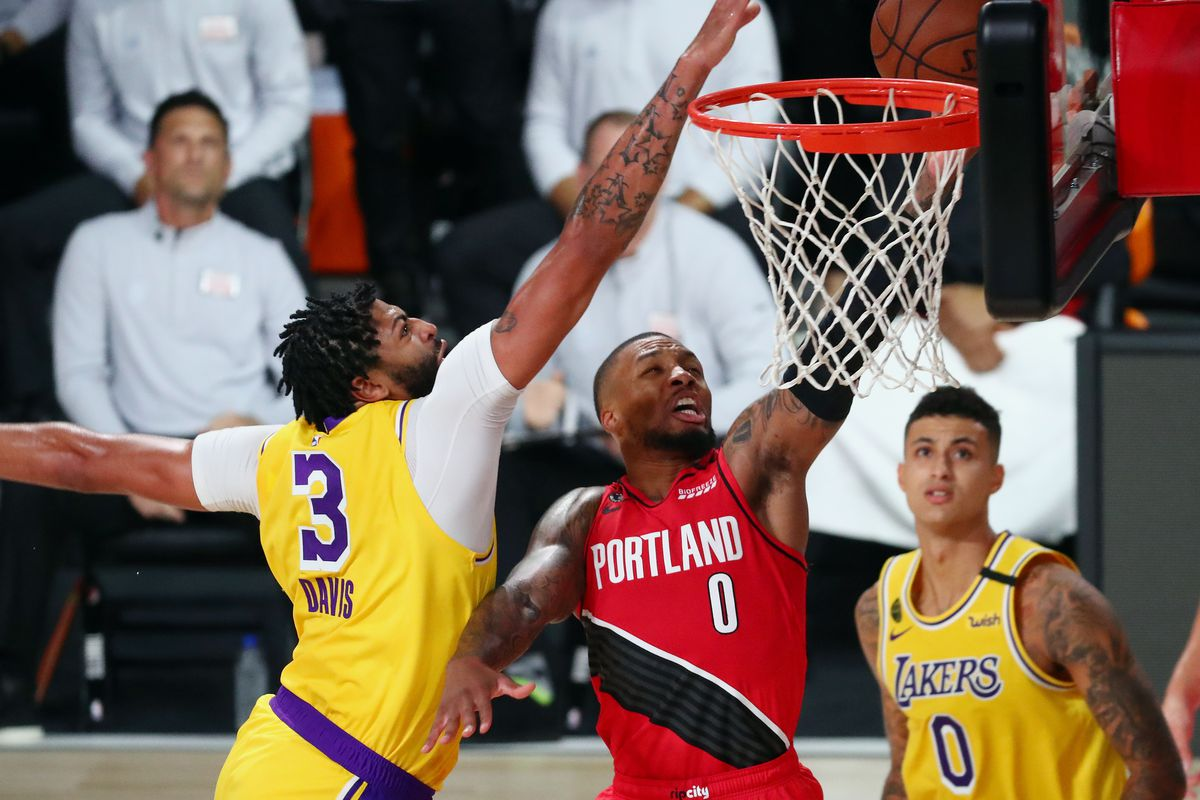 Nba Playoffs 4 Takeaways From Lakers Game 2 Win Over Trail Blazers Silver Screen And Roll