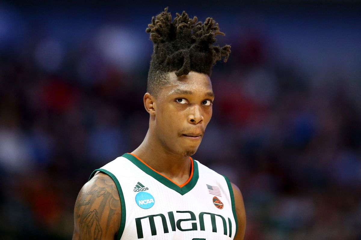 628415132 2018 NBA Draft - Brew Hoop Community Draft Board  Leaping Lonnie Walker IV  Hops To Number 11