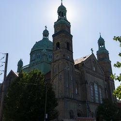 St. Mary of Perpetual Help Catholic Church in Bridgeport, built in 1885 for Polish workers at the Union Stockyards   Tyler LaRiviere/Sun-Times
