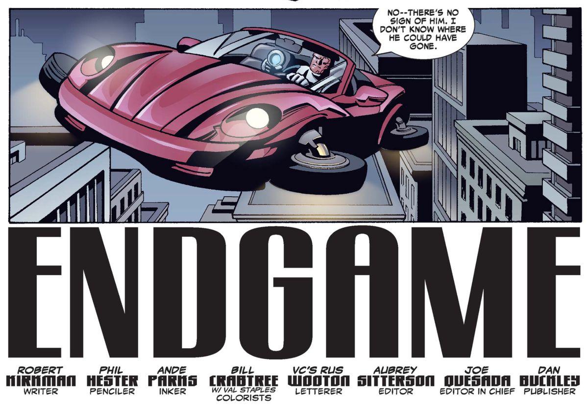 """我们发现16个漫威漫画被称为""""残局"""" - 这就是我们所学到的"""
