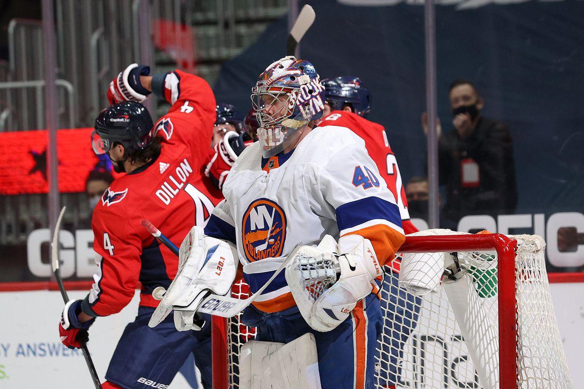 New York Islanders v Washington Capitals