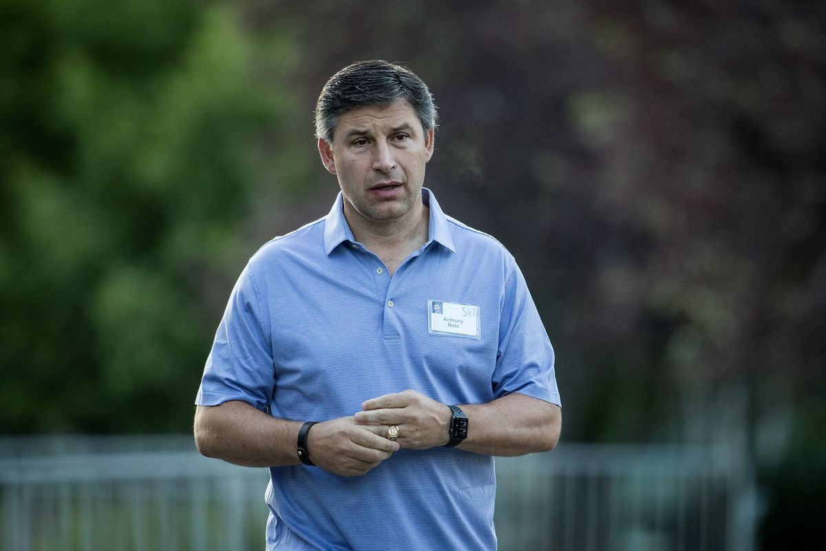 Twitter's Anthony Noto leaves to join SoFi