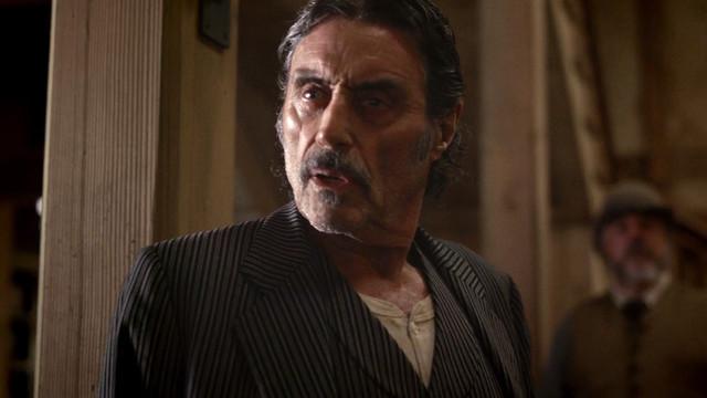 Al Swearengen in Deadwood: The Movie