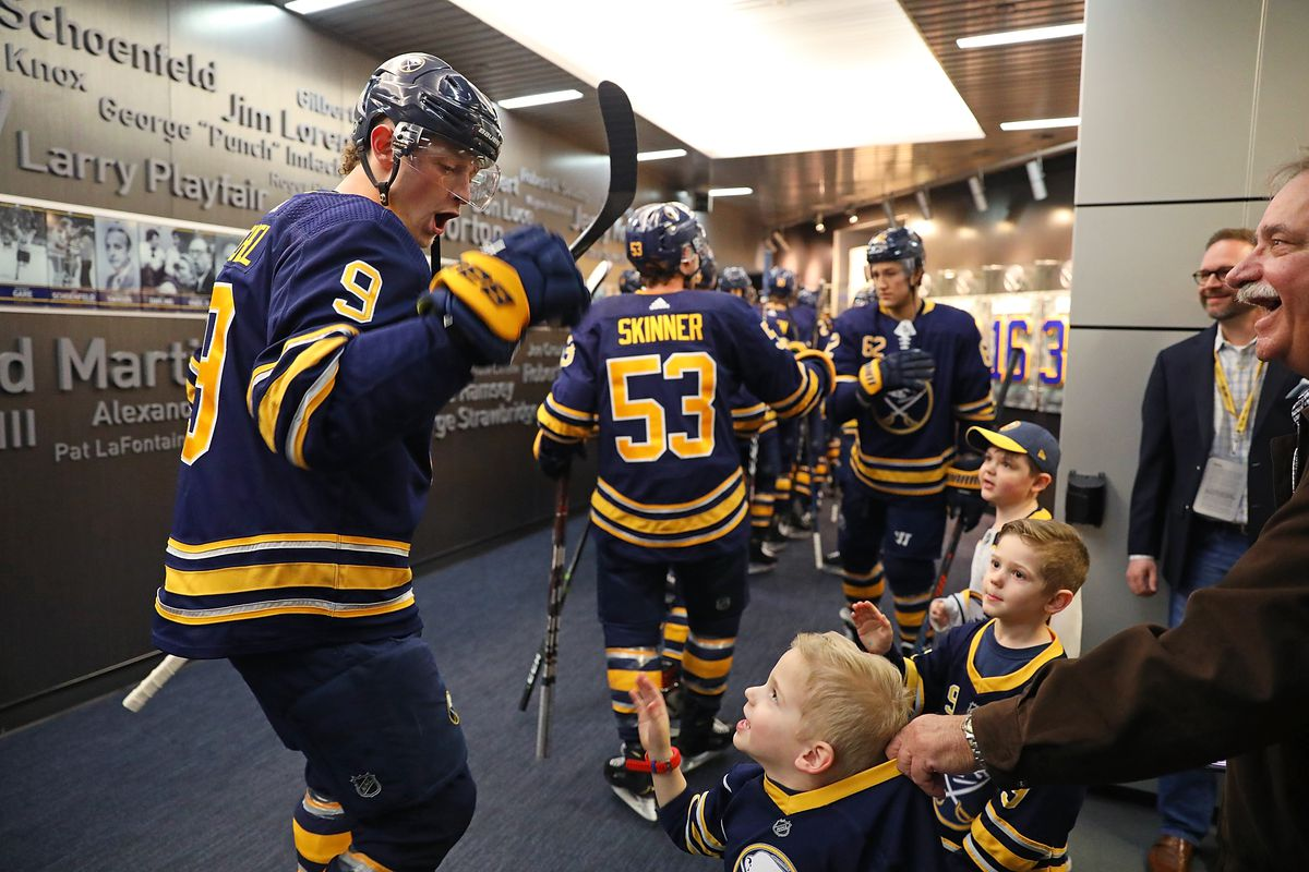 Buffalo Sabres Top 25 Under 25, #1: Jack Eichel