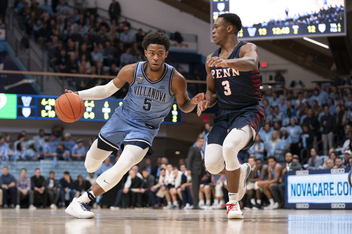 Villanova Basketball Cat Stats: Justin Moore and the Luck of the Cats