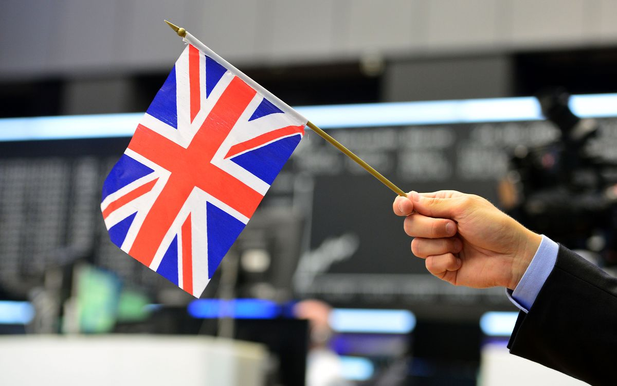 Frankfurt Stock Exchange Reacts To EU Referendum Vote Result
