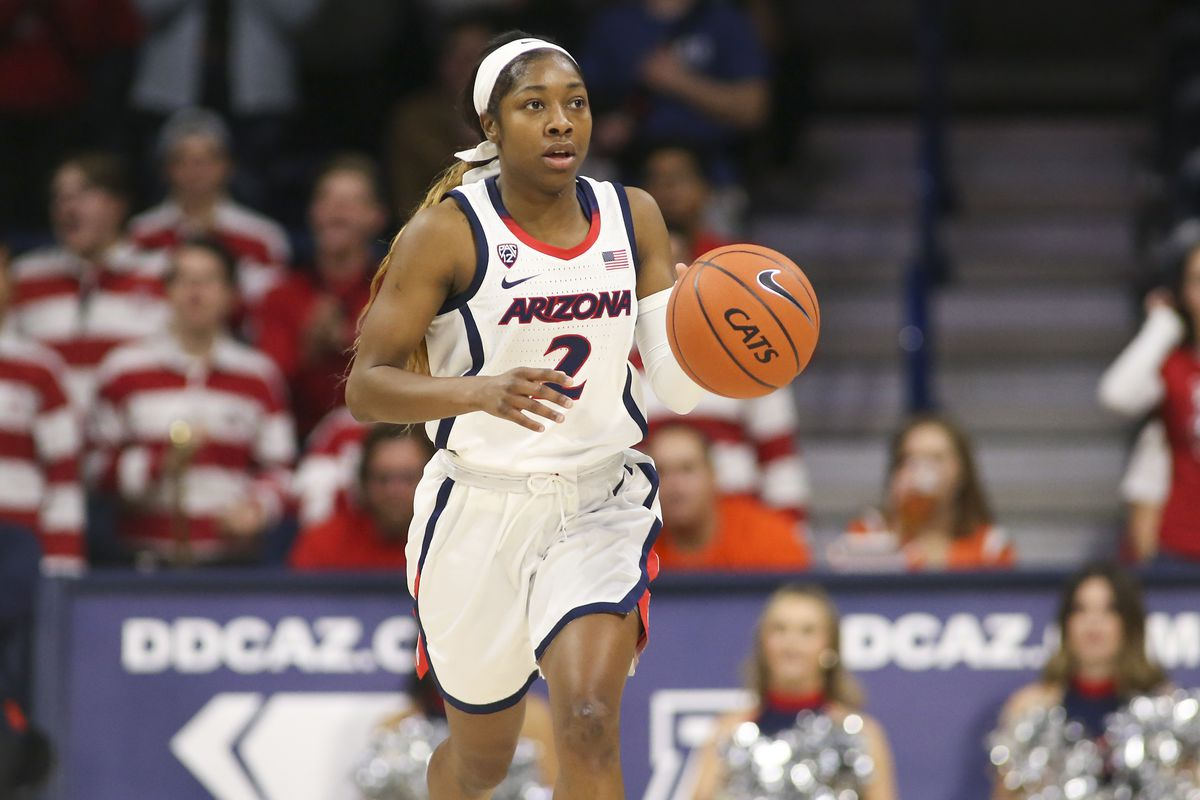 Aari McDonald explains why she chose Arizona over WNBA Draft - Arizona Desert Swarm
