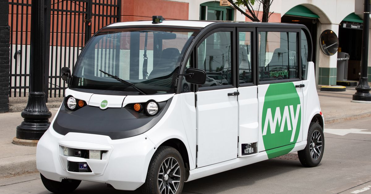 Cars For Sale Los Angeles >> Autonomous shuttles seek to disrupt downtown transit - Curbed