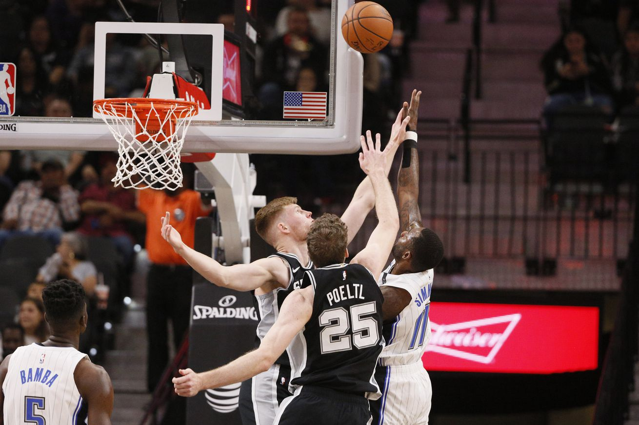 Open Thread: Searching for a silver lining as the Spurs drop the SEGABABA