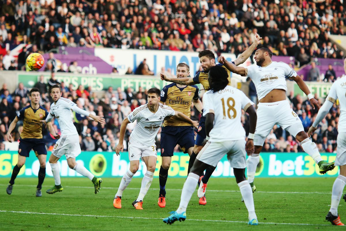 Will Arsenal get their title challenge back on track with a win over the Swans?