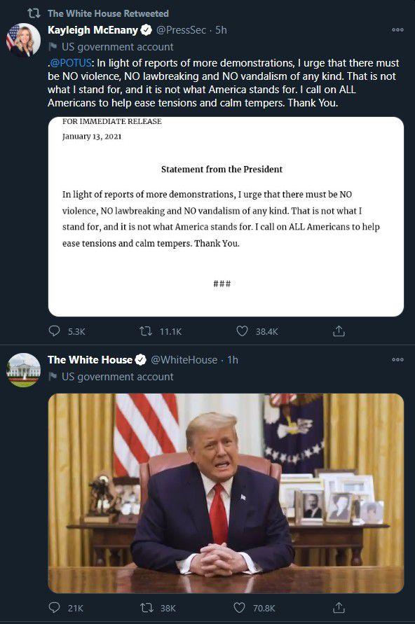 white house twitter 1