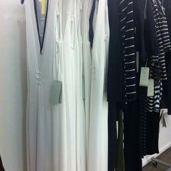 Goddess gowns, $120