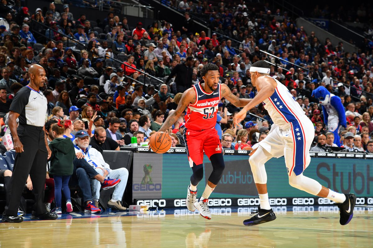Wizards finish preseason strong with 112-93 win vs. 76ers