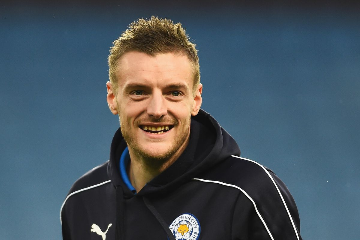 Will a smile return to Vardy's face this week