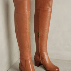 """<b>Sam Edelman</b> boots, <a href=""""http://www.anthropologie.com/anthro/product/shopsale-freshcuts-shoes/33837899.jsp#/"""">$132</a> (from $315)"""