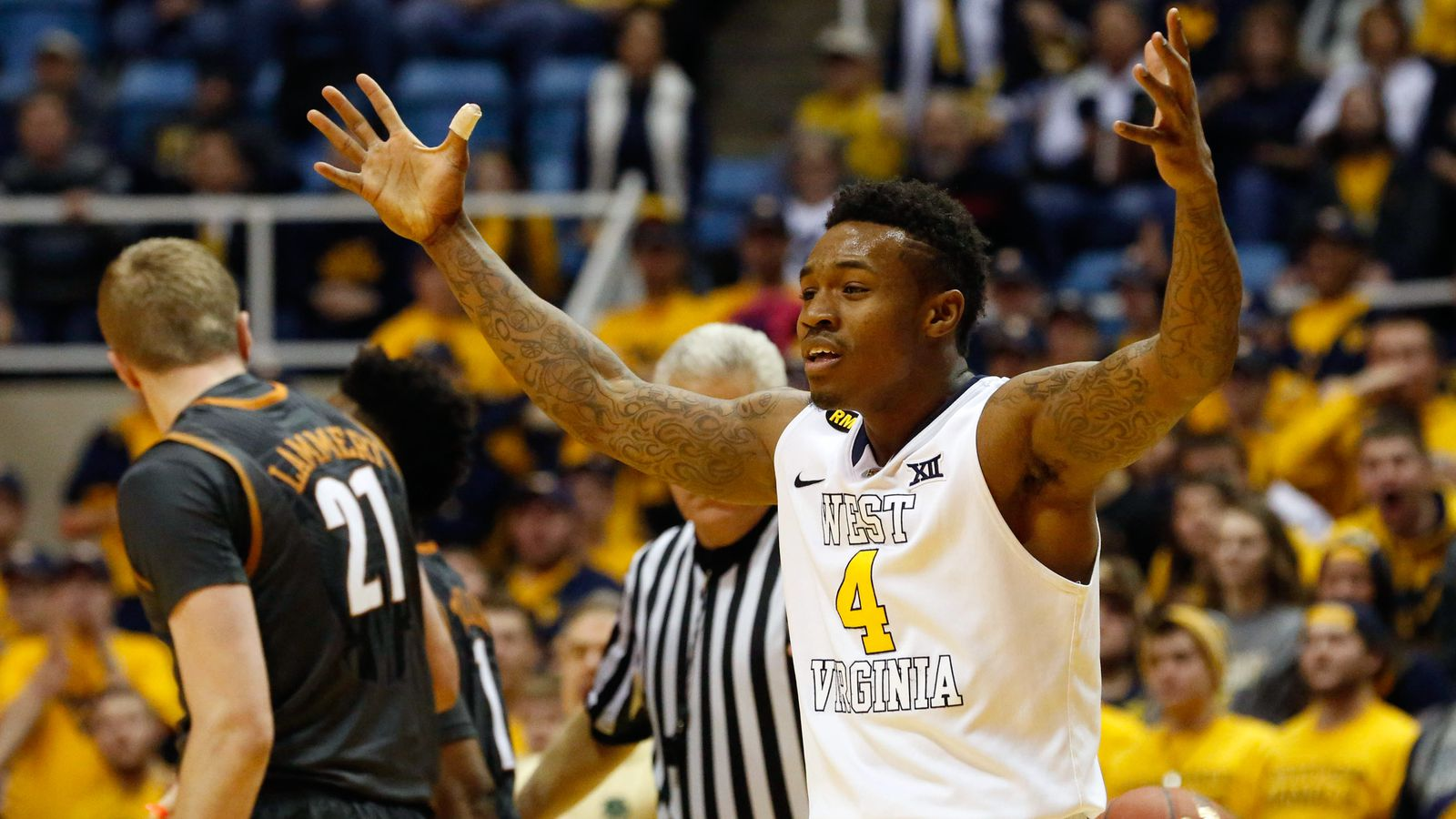 Thirty Three Questions For The 2015-16 WVU Men's ...
