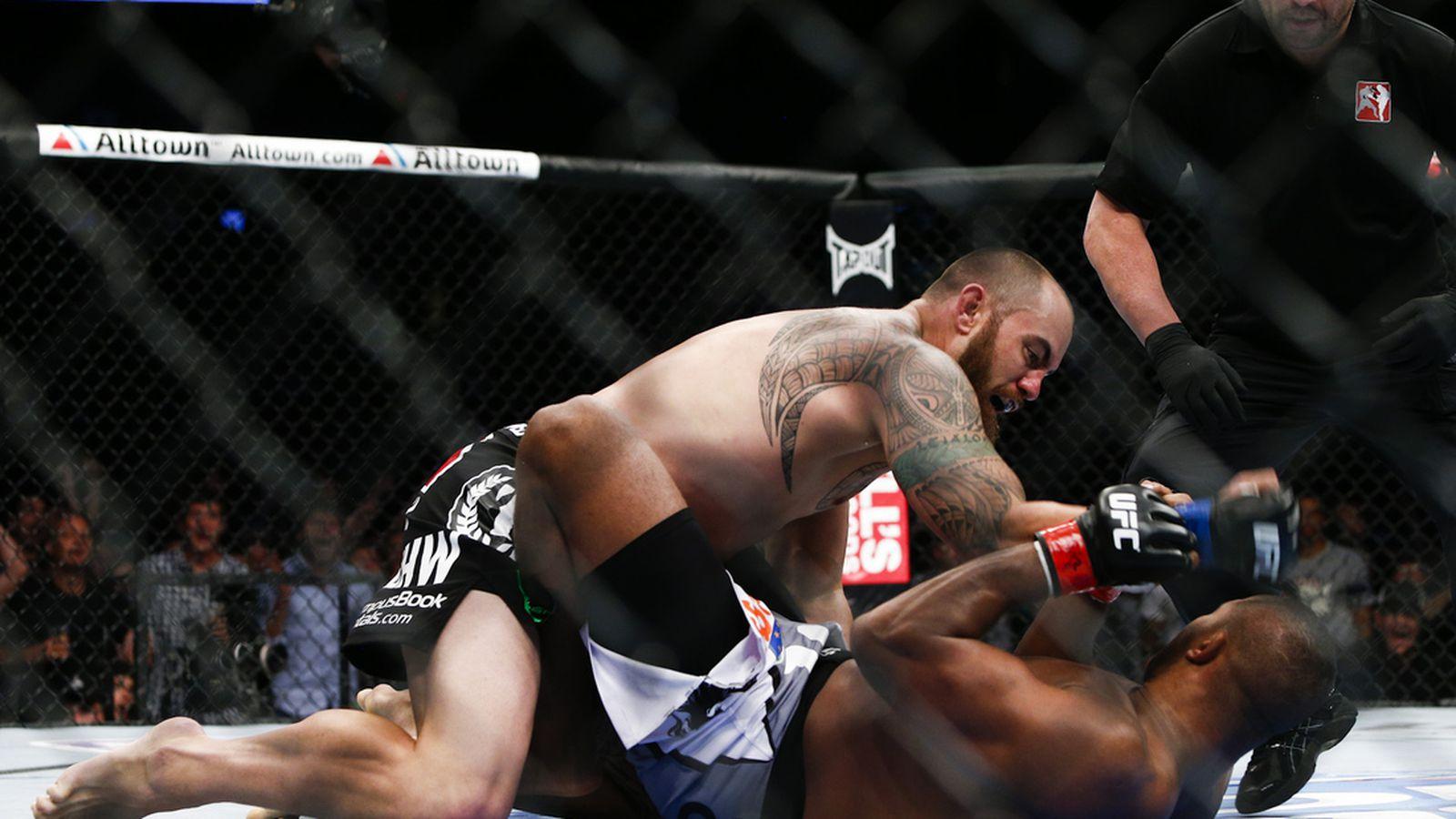 Alistair Overeem Vs Travis Browne Full Fight Video