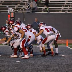And a well earned victory formation