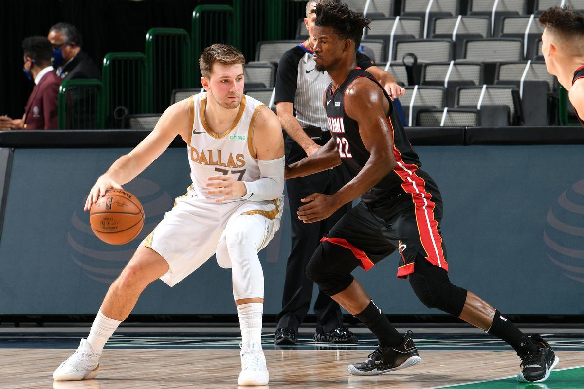 Miami Heat v Dallas Mavericks