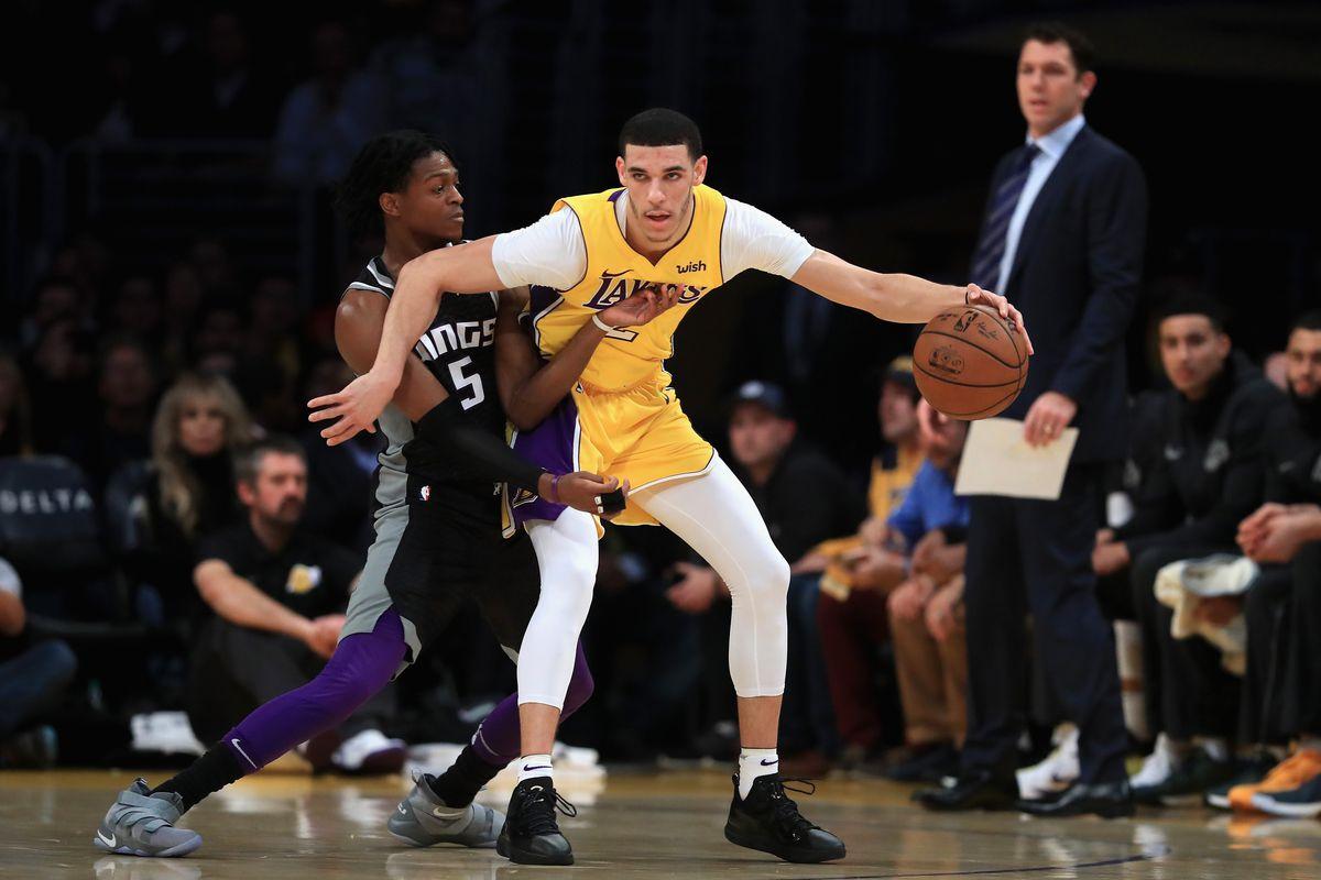 Kings 86 Lakers 99 This Game Was Uglier Than Lonzo Balls Jumpshot