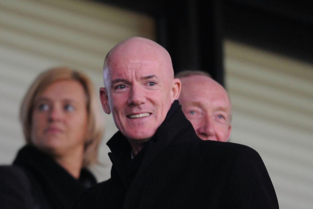 Dermot Gallagher, retired Premier League referee.