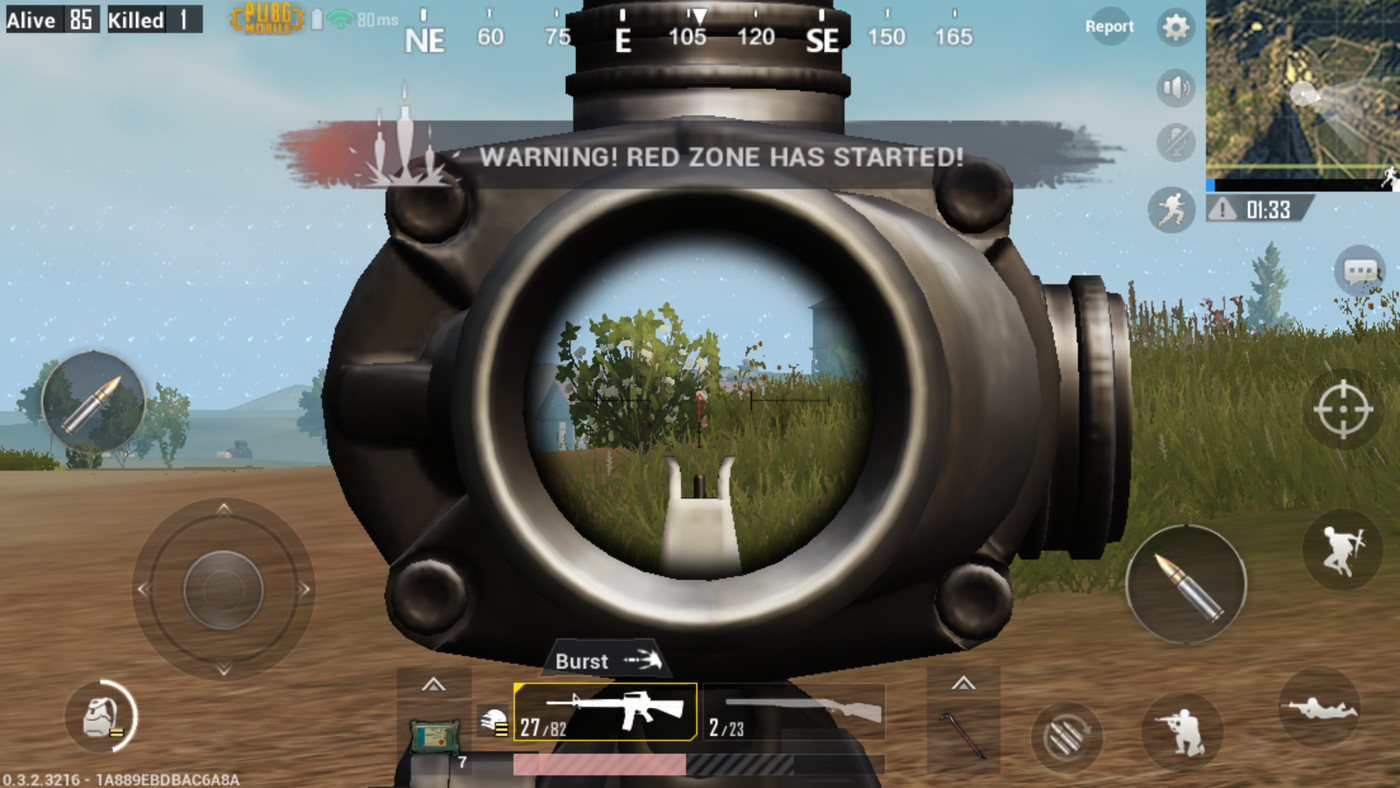 PUBG on mobile is full-featured and just as tense as the original