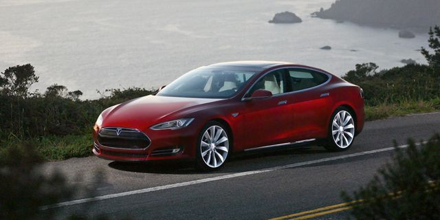 Tesla's Model 3 is first electric vehicle to top monthly sales charts in Europe