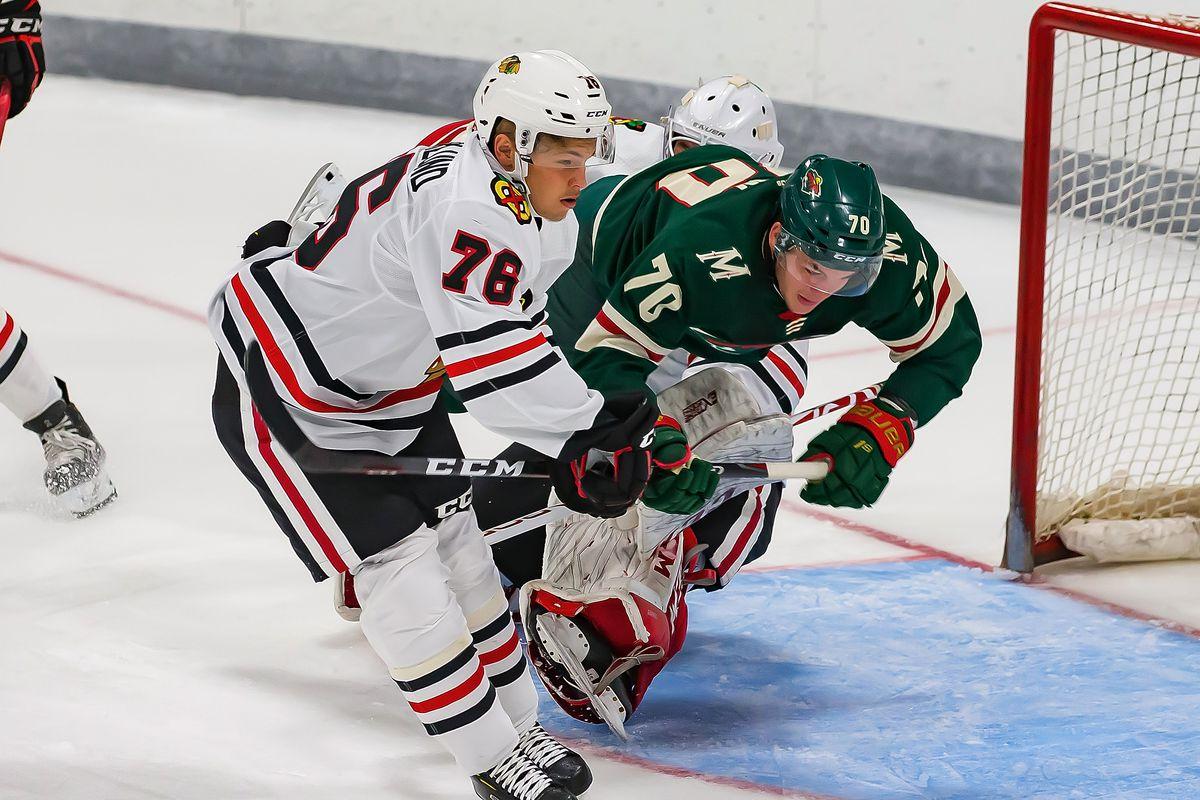 2019 Blackhawks training camp: Blackhawks assign 5 players to AHL