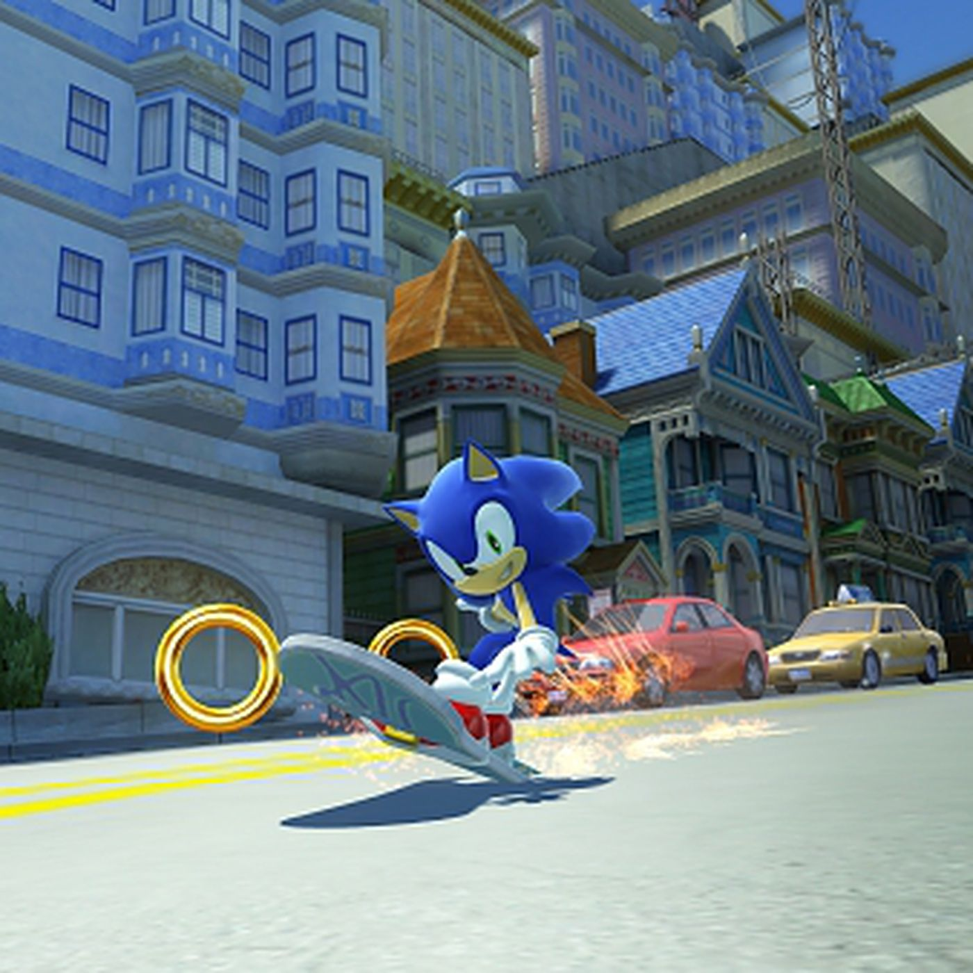 The Sonic Series High Point Is Not A Game Polygon