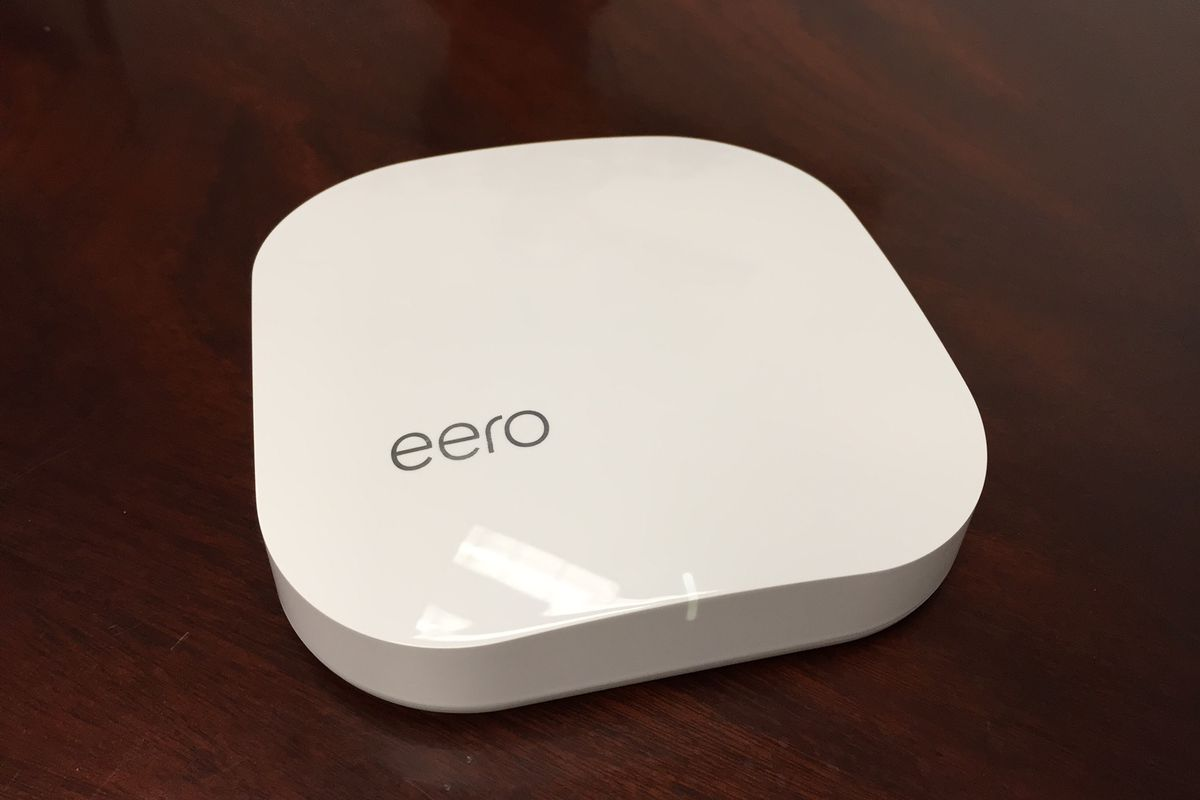 Wi-Fi Startup Eero Says Its Smart Routers Are Delayed Until Late Summer