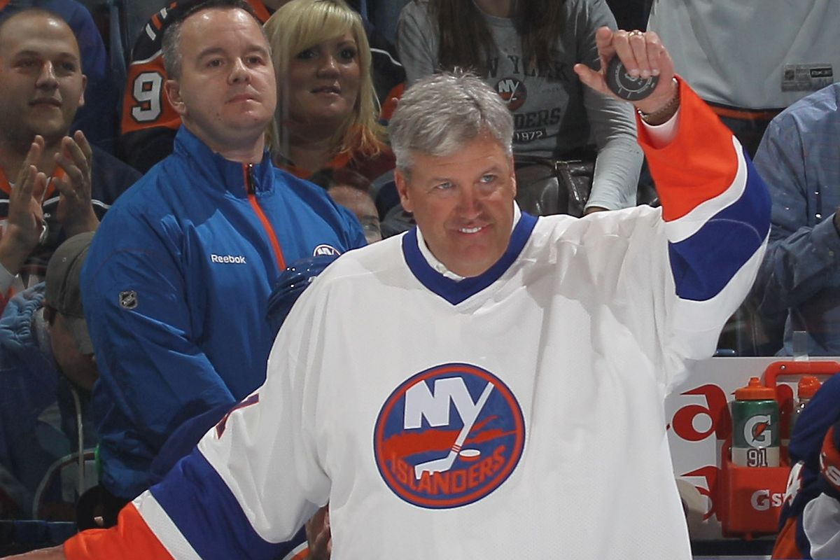 This was many years, many jerseys and many pounds ago for ol' Rex.
