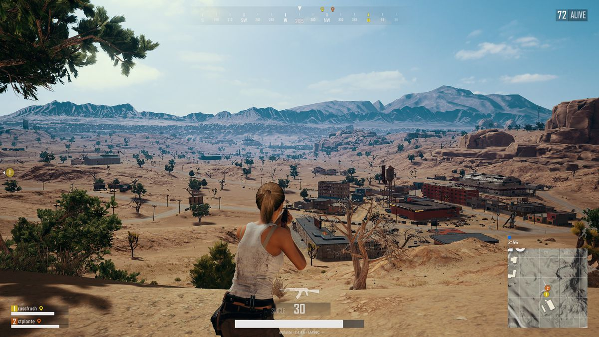 Pubg Review Playerunknown S Battlegrounds Is Imperfectly Perfect