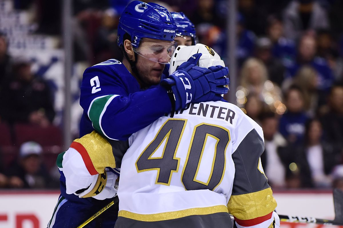 Vancouver Canucks Pacific Division Rival Preview: Vegas