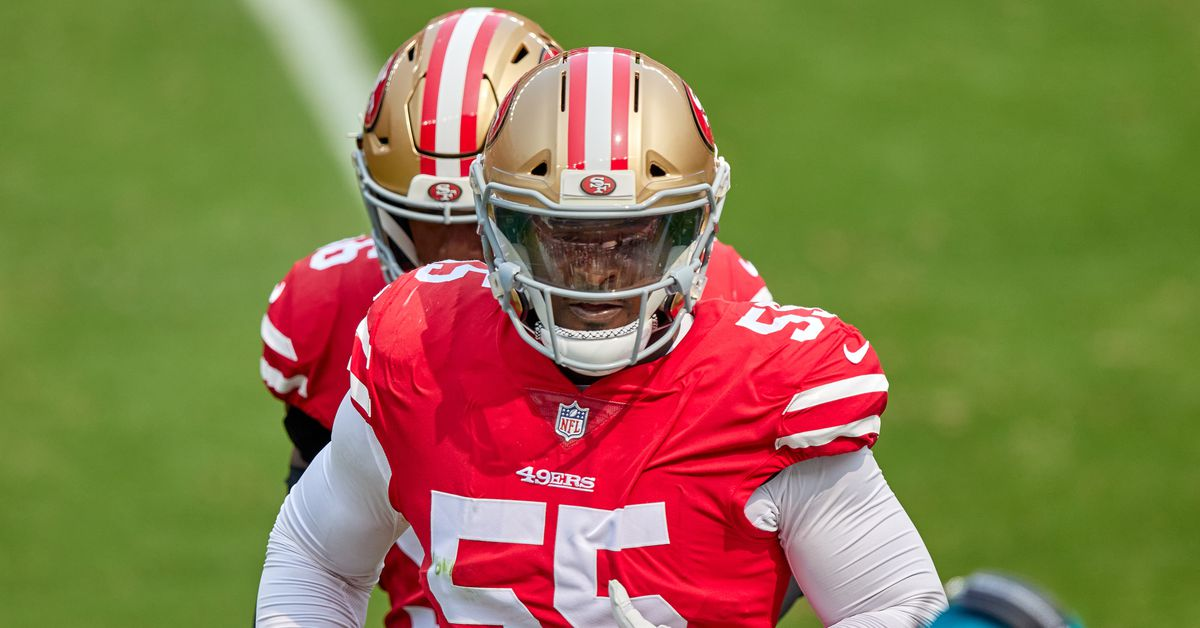 Golden Nuggets: Dee Ford continues to impress at 49ers camp - Niners Nation