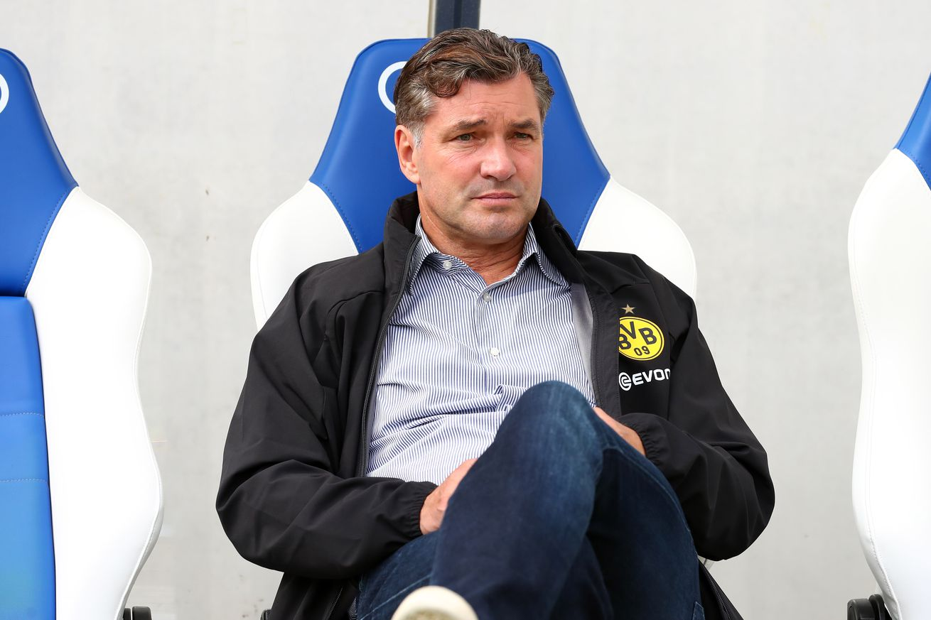 Michael Zorc suggests there?s no ?favorite? for der Klassiker between Borussia Dortmund and Bayern Munich