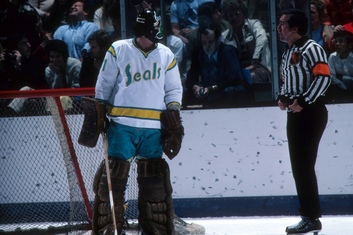 huge selection of f7143 2ac8e Remembering the NHL's Oakland Seals, the forgotten member of ...
